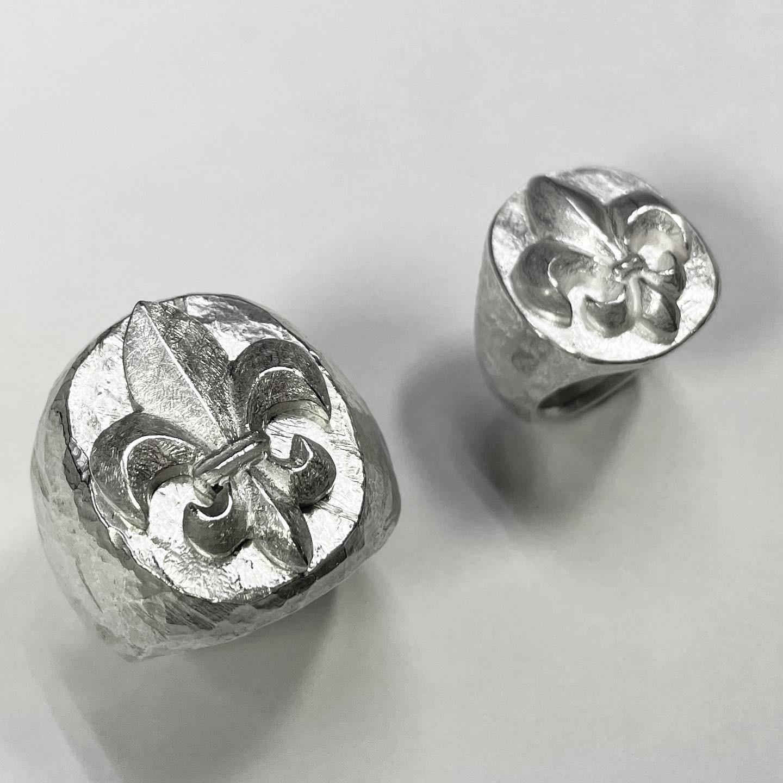 """Lilies Love"" 925er Silber, massiv"